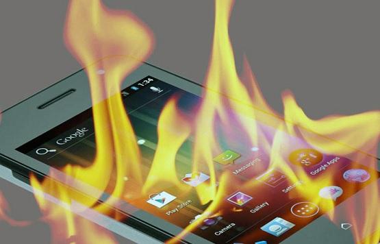 Mengatasi Smartphone Yang Cepat Panas